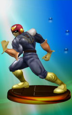 Captain Falcon Trophy (Smash).png